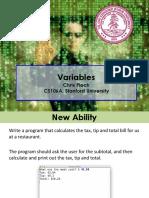 4 Variables (2)