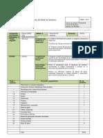 Cronograma M3 Submódulo 1 Sistemas de Información