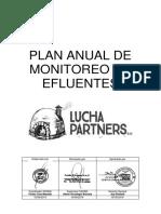 LP-SSOMA-PR03 Monitoreo de Efluentes
