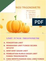 Materi 11_Limit Fungsi trigonometri