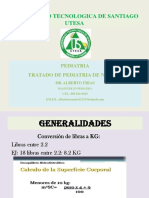 Generalidades pediatria
