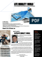 Satellite Mobility World - October 2019