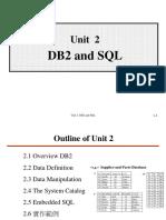 DB2 SQL