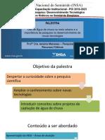 Apresentação Palestra Eng Amb UFPB