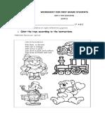 Unit 2 - Guía Toys 1° Básico 2019 (Guía 1) ok (1)