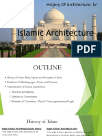 Unit -1 INtroduction to Islamic architecture