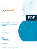 ACC 2018 Monetize Network Assets with Security and Personalization Services