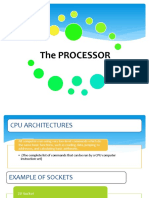 The Processor&The Motherboard