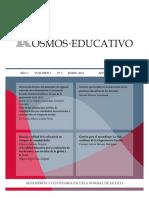 Revista Kosmos Educativo. Año 1, No. 1, Enero-Abril 2016