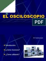 EL-OSCILOSCOPIO