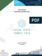 BUKU PANDUAN ASEAN YOUTH SUMMIT 2020.pdf