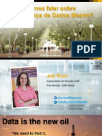 Governança de Dados Mestre_sapforumbrasilapresentaomdg2017-170920180108