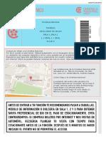 Fideicomiso para la Cineteca Nacional Parásitos vie. 03 ene. 1800 Tickets