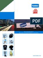 Haldex Catalogo Peças Reposição 2011
