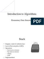Elementary-data-structures