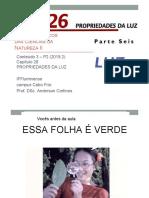 AFCNII19 - Caps26 - Propriedades da Luz.pdf