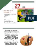 AFCNII19 - Cap27 - Cor
