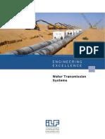 Folder ILF Water Transmission Systems En