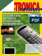 EySer 11 - El Control Remoto por Infrarrojos (Feb 1999)