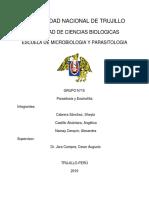 EOSINOFILOS Y PARASITOSIS