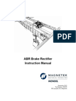 552074_ABR Brake Rectifier Instruction Manual R0
