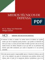 MEDIOS TÉCNICOS DE DEFENSA (CLASE 03).pptx