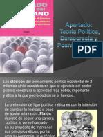 Teoría Política, Democracia y Postmodernidad