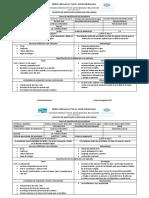 Registro de Adaptación Curricular Por Unidad