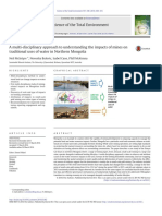 A multi-disciplinary approach to understanding the impacts of mines on