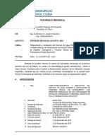 INFORME N° 08 ING. ADMINISTRATIVO VAL  ADICIONAL AGOSTO  08 doc (1) - copia