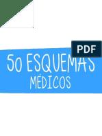 50 esquemas médicos