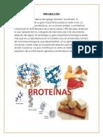 Ensayo de proteinas