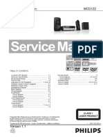 Philips-MCD-122-Service-Manual