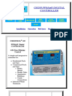CHEMTROL 255 PPM:pH POOL CONTROLLER.pdf