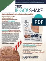 Prod OTG Shake IMMUNOTEC PERU IMMUNOCAL TELF. 999-200-870