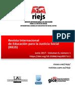 Revista Internacional Para la Justicia Social