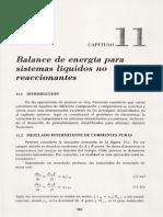 CAP. 11 Introducción al Análisis en Ing. Química