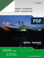 Kopex Famago Technical Potential