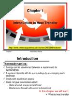 1. Intro to Heat Transfer