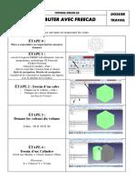 tutoriel freecad formation