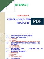 Capitulo IV CONSTRUCCION DE TERRAPLENES Y PEDRAPLENES.ppt