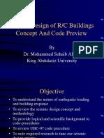 SEISMIC DESIGN - 2000.ppt