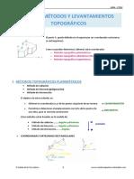 metodos de levantamiento topograficos 2019 1