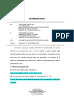 INFORME ELECT 28.08.2018 Planos Cesfam