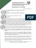 Ordenanza Municipal Nº 012 2019 Mdq Cm Fiestas Patrias Embaderamiento