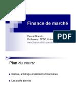Finance de marché 2019