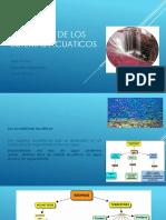 ECOLOGIA DE LOS SISTEMAS ACUATICOS