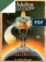 614 Lição ES - Daniel - Deus e Nosso Destino - 1985 - Pr G Arthur Keough