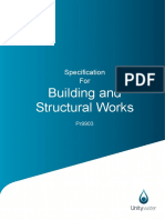 Pr9903 - Specification for Building and Structural Works.pdf