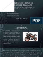 Estudio de caso motocicleta